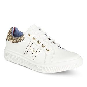 Girls Tommy Hilfiger sneakers
